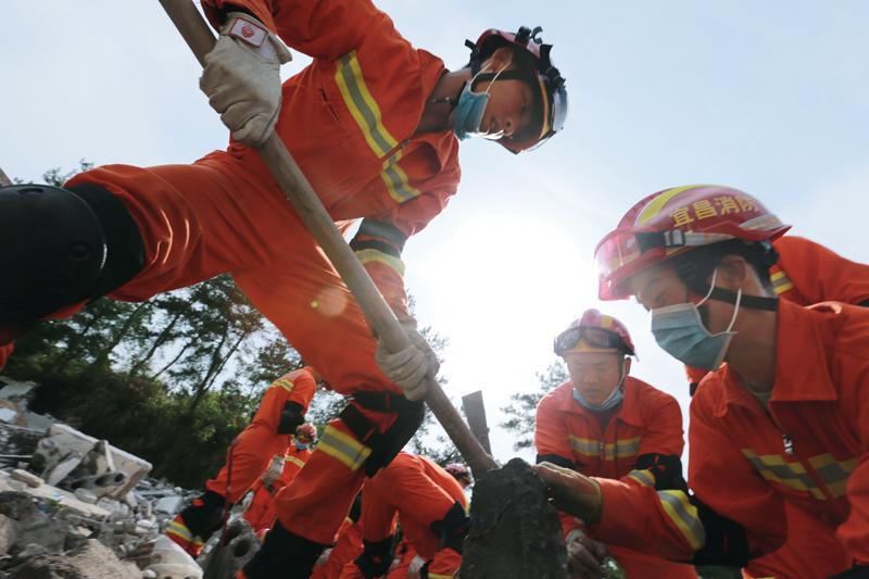践悟新思想,担负湖北消防事业发展新使命