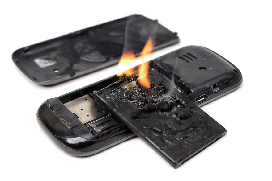 锂离子电池火灾防控技术取得新突破