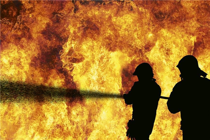 """以""""四有""""标准立起新时代消防指战员好样子"""
