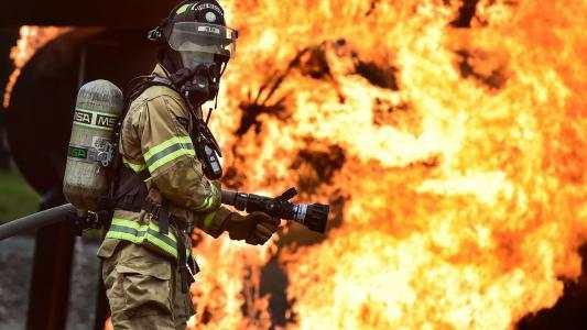 新消防员励志三字经