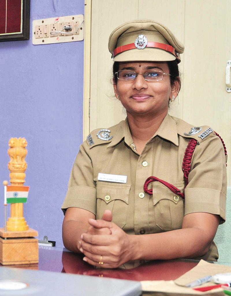 环球消防5:印度女消防官员Priya_Ravichandran.jpg