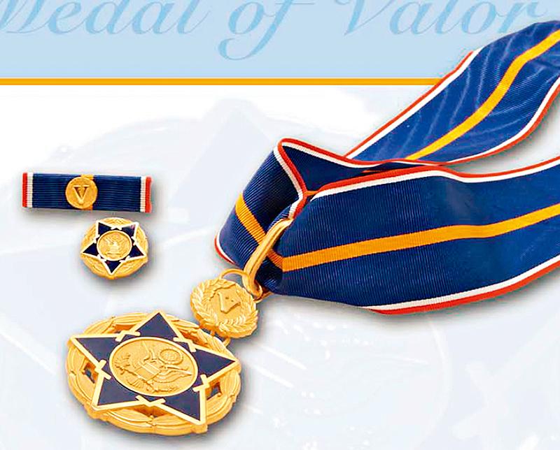 美国的消防荣誉表彰制度