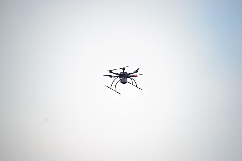 高科技装备提升救援安全系数