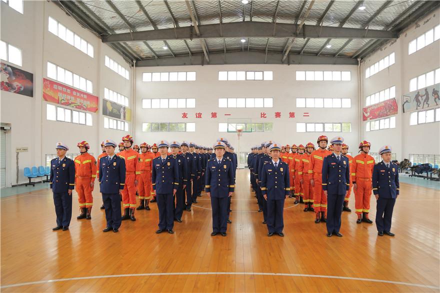江西省分宜县消防救援大队荣获全国青年文明号