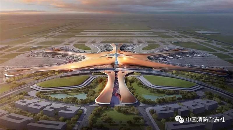 大兴国际机场里的中国制造