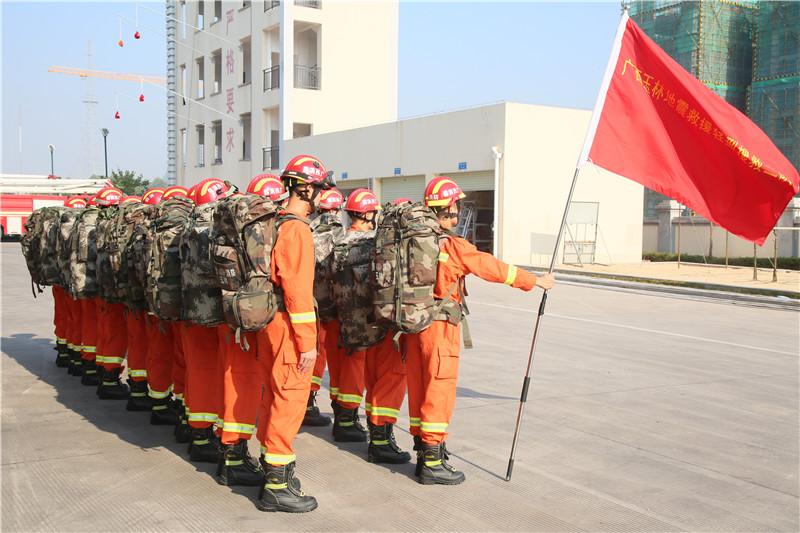 广西百色发生5.2级地震  玉林消防紧急响应