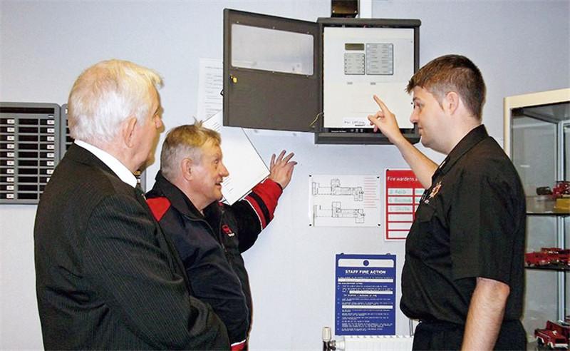 英国重视解决火警误报问题